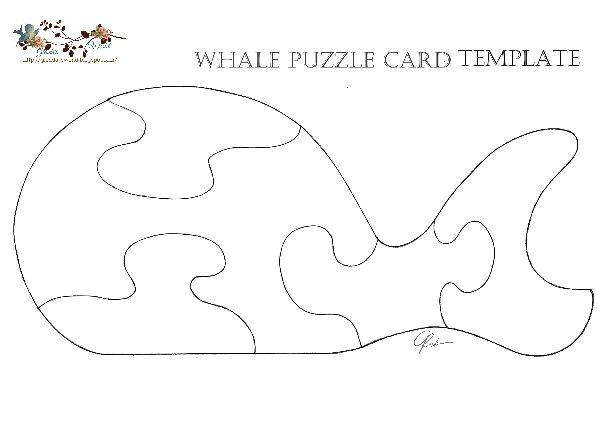 17 Best images about puzzle bois on Pinterest Trees, Scroll saw - blank puzzle template