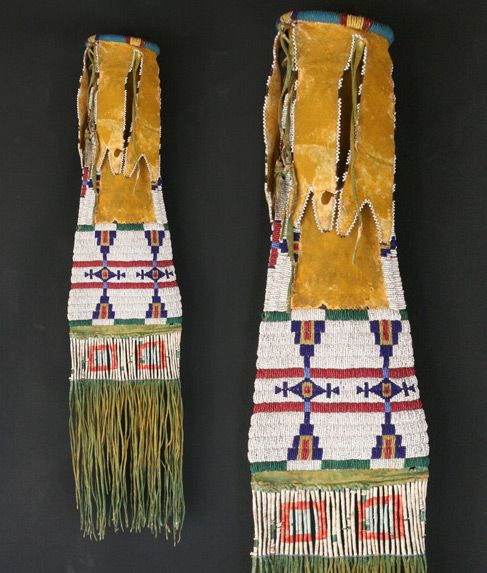 123 best american indian beaded art images on pinterest for Cheyenne tribe arts and crafts