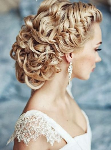 Hair Styles #braid #upstyle #beauty #tips #lookbook #wedding