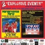 Independence Day Fireworks and Events in Orlando on July 3rd