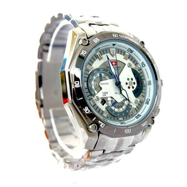 Hanya untuk bulan November 2013, Swiss Army Watches Diskon 40% Mens Sport SA AL 8725 CHR.  Dari harga :Rp 1.585.000,00 Kini hanya: Rp 1.199.000,00  Dapatkan sekarang juga. Klik tautan berikut http://www.fastworld.co.id/toko-online/brand-jam-tangan-pria/swiss-army-special-force-series-sa-al-8725-chr/
