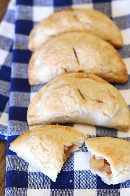 Sarah Bakes Gluten Free Treats: gluten free vegan apple hand pies