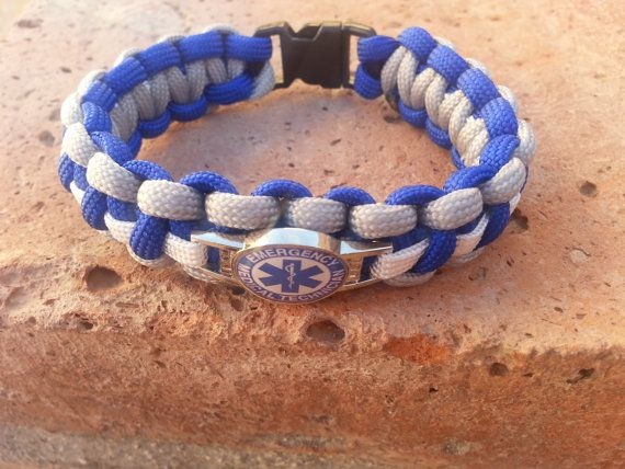 Emergency Medical Technician (EMT) Survival Bracelet
