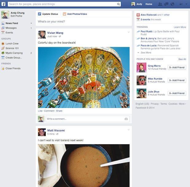 Facebook : une nouvelle version du fil de nouvelles en cours de déploiement - http://www.geeksandcom.com/2014/03/06/facebook-nouvelle-version-du-fil-de-nouvelles-en-cours-de-deploiement/ #Facebook #SocialMedia #MediasSociaux
