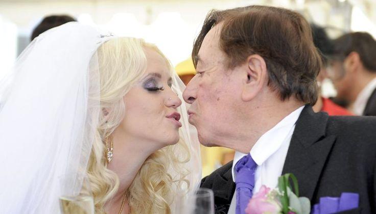 Cathy Schmitz, 'conejita' de Playboy, se casó con magnate de 81 años