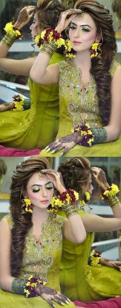 #mehndi #bridalmakeup #kashees