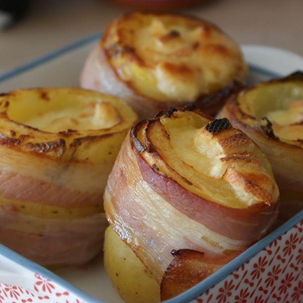 Les 25 meilleures id es concernant pommes de terre sur pinterest recettes base de pommes de - Accompagnement repas de noel ...