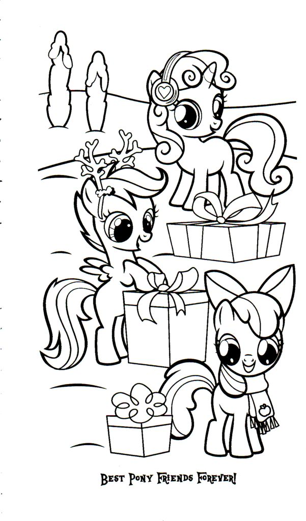 My Little Pony Coloring Pages Cutie Mark Crusaders : Images about my little pony malovanky on pinterest