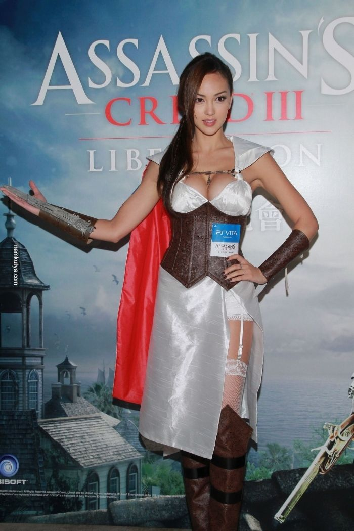 Nemkutya.com - Assassin's Creed cosplay
