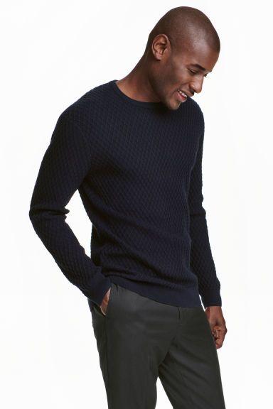 £29.99 Premium Quality textured Knit (H&M)