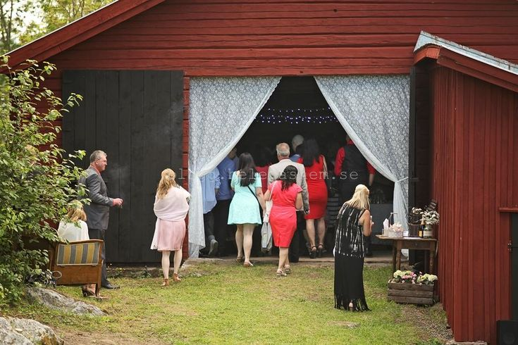 Hyr rustik lantlig loge/festlokal utanför Sundsvall