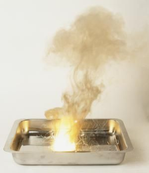 The thermite reaction is a highly exothermic reaction in which metal essentially burns. Here's how you can perform the thermite reaction safely.