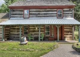 Image result for updated log cabin rustic