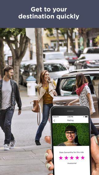 Lyft - Taxi & Bus App Alternative by Lyft, Inc.