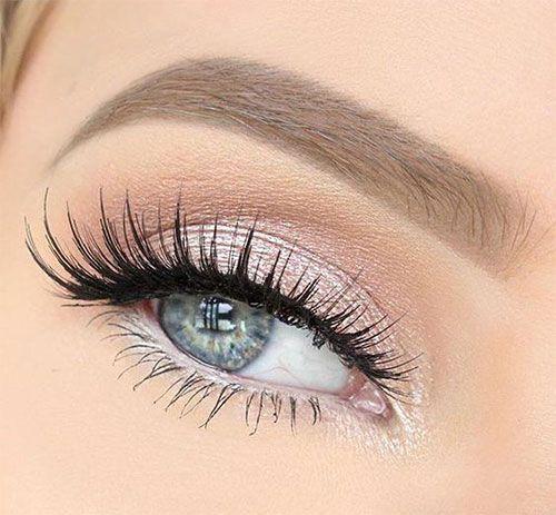 15 Valentinstag-Augen Make-up-Ideen sieht-2016-7 – Beauty