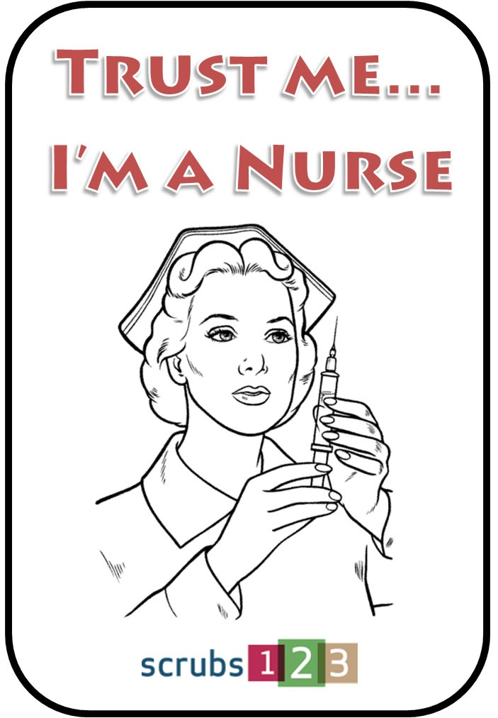 21 best nurse humor images on pinterest rn humor funny Coloring book meme