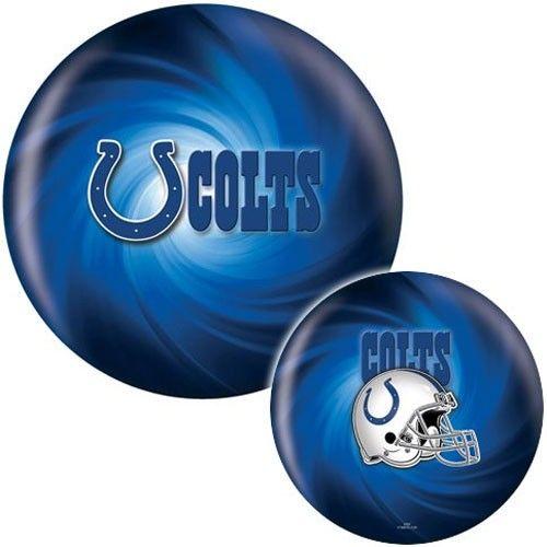 NFL Colts Bowling Ball