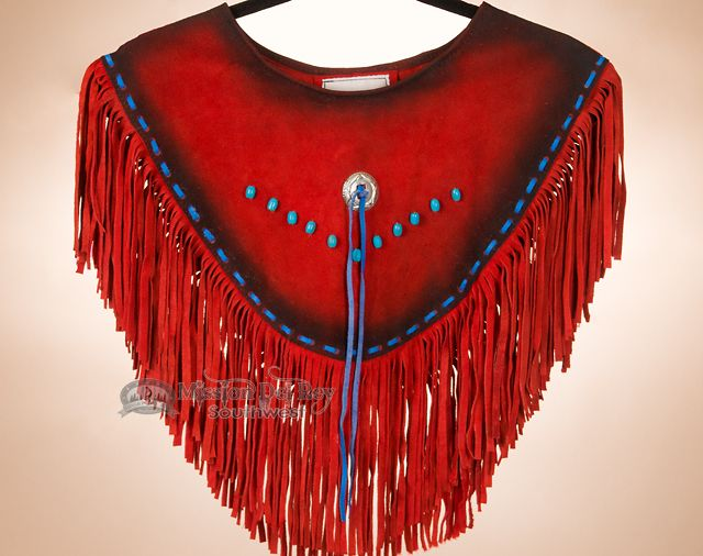 Get native style leather concho dance shirts at great prices -  Mission Del Rey Southwest