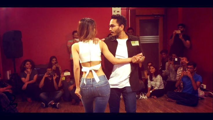 Cornel and Rithika | Bachata Sensual | Charlie Puth - Attention | DJ Selphi Bachata Remix - YouTube