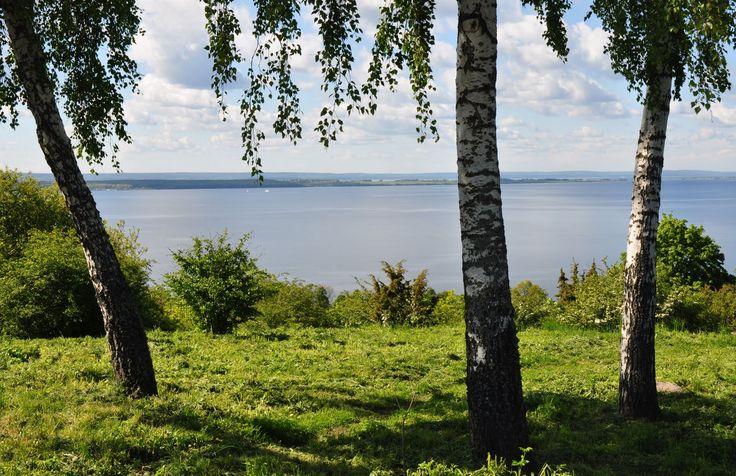 Lake Vättern and Visingsö