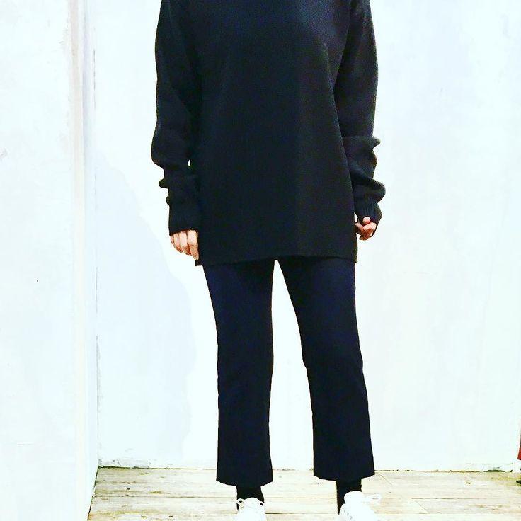 ウールづくしも季節感に楽しめる時期アウター無しな1日もあっていいんじゃない #東京#調布#調布市#国領#2017秋#2017秋冬#アラフォー#アラフォーコーデ #アラフィフ#アラフィフコーデ #アーバンチックス#2017aw #2017autumn #tokyo #japan #coordinate #todayslook #instfashion #fashiongram #knitwear #urbanchis