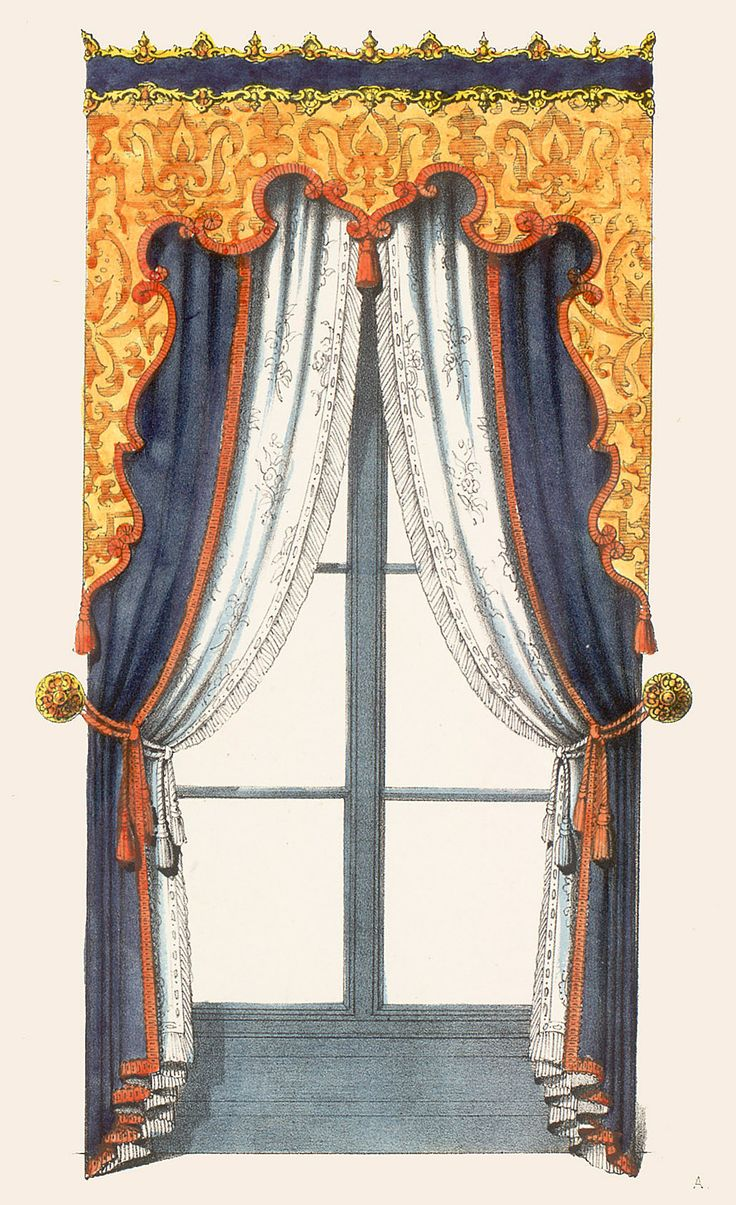 Victorian velvet curtains - Window Hanging Curtainswindow Curtainsvictorian