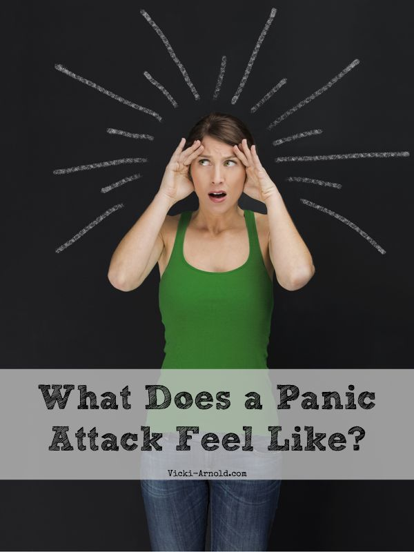 What a Panic Attack Feels Like - If you have ever wondered what a panic attack feels like, this is a detailed account of one. Not all panic attacks are the same, but a little knowledge can go a long way in understanding what someone goes through when a panic attack strikes.