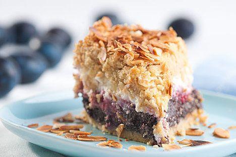 Vynikající švestkový koláč vám bude evokovat léto u babičky; Petr Makovička
