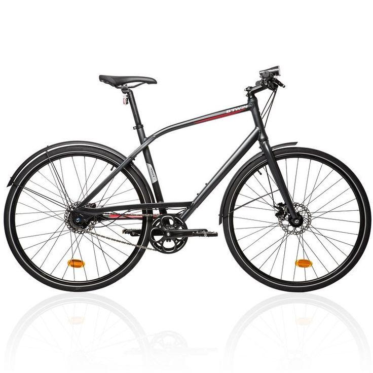 Vélo Decathlon prix promo vélo, achat VELO VILLE NEWORK 700 B'TWIN prix 599,95 € sur Decathlon.fr