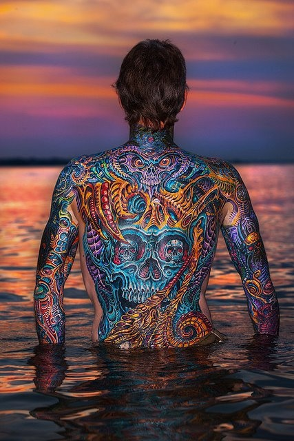 17 images about tattoo on pinterest cherry blossoms for Blood poisoning from tattoo