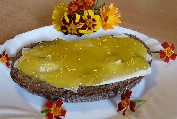 Cuketovo-pomarančový a cuketovo-citrónový džem - obrázok 1