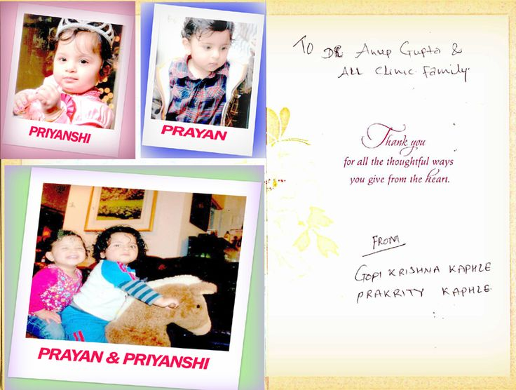 Response from our Patients for #Delhi #IVF