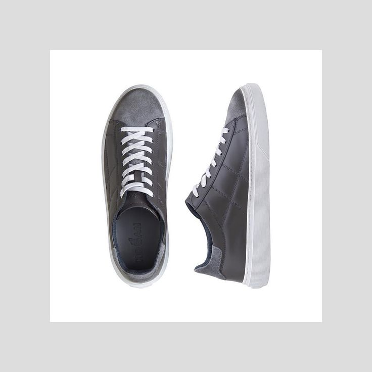 Chic modern #HOGAN #AW1718 #H340 #sneakers #HoganSneakers