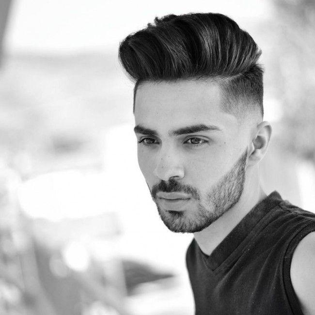10 id es propos de coiffure d grad homme sur pinterest - Barbe en degrade ...