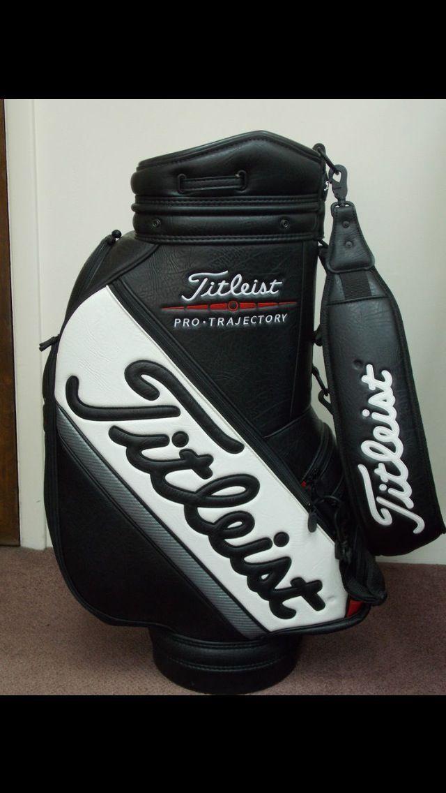 16 best golf bags images on pinterest golf bags golf. Black Bedroom Furniture Sets. Home Design Ideas