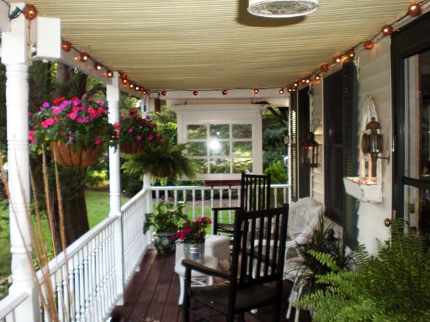 Creating Privacy on Decks and Patios from HGTV