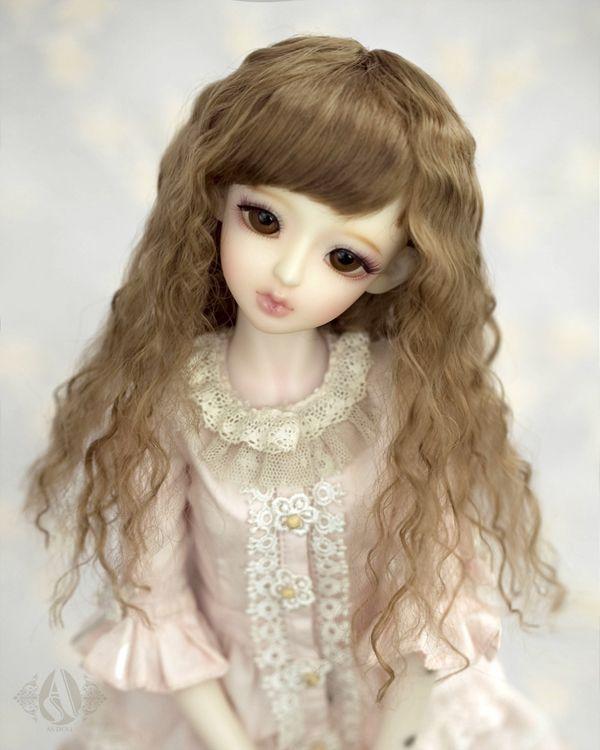 1/4 Moonlight Princess Brown Wg   Dolk Station - Online bjd shop