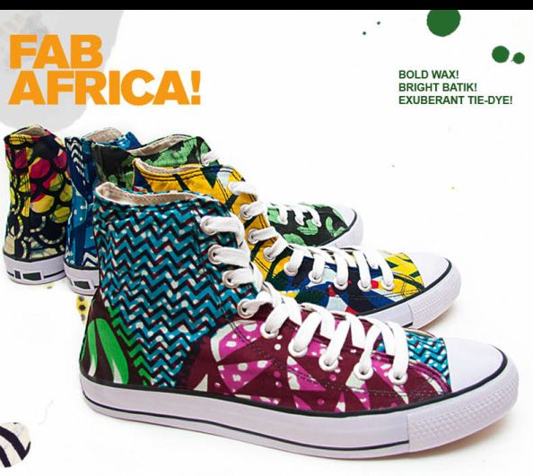 fab africa sneakers