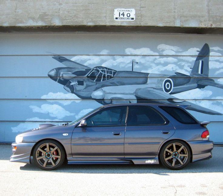 Love the Subaru wagons.