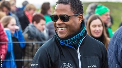 Patrick Kluivert: Paris St-Germain appoint ex-Netherlands striker as director of football
