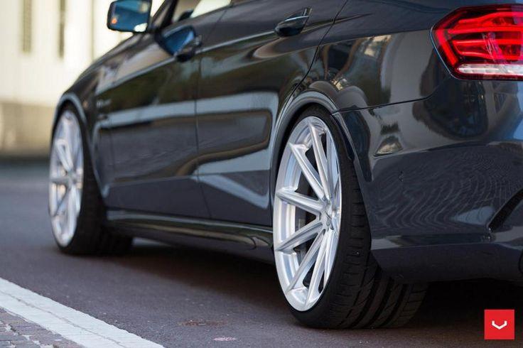 Vossen Wheels VFS 10 Felgen Mercedes E63 AMG Tuning 40 photo