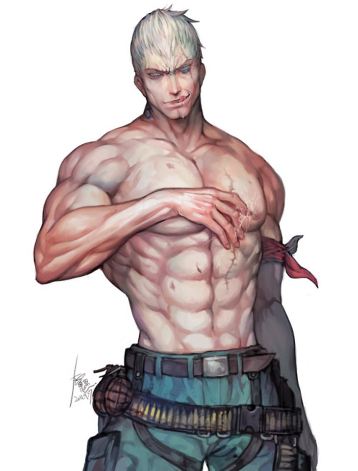 Bryan Fury Awesome Tekken Wallpaper http://www.metalious.com/books/the-true-black-metal