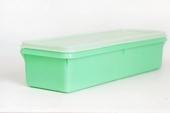 Vegetable Keeper Vintage jadeite Tupperware vegetable keeper Jadeite Tupperware Vintage Tupperware Green Tupperware