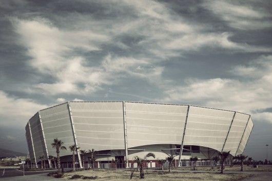 Stadium in Mersin by Bahadir Kul Architects