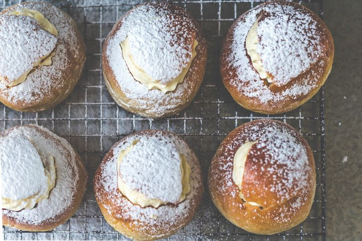 You can get the recipe for these Semlor Buns at Bakelife and remember, always wear your best undies.