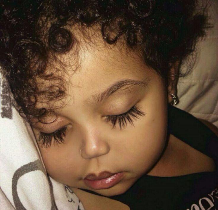 Those Eyelashes  Family  Beautiful Children, Beautiful -6706