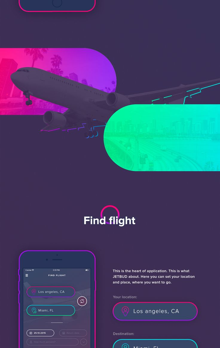 JETBUD App. on Behance