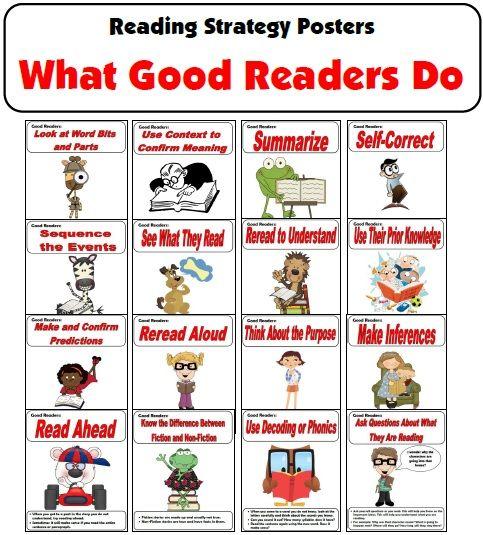 reading skills and strategies pdf