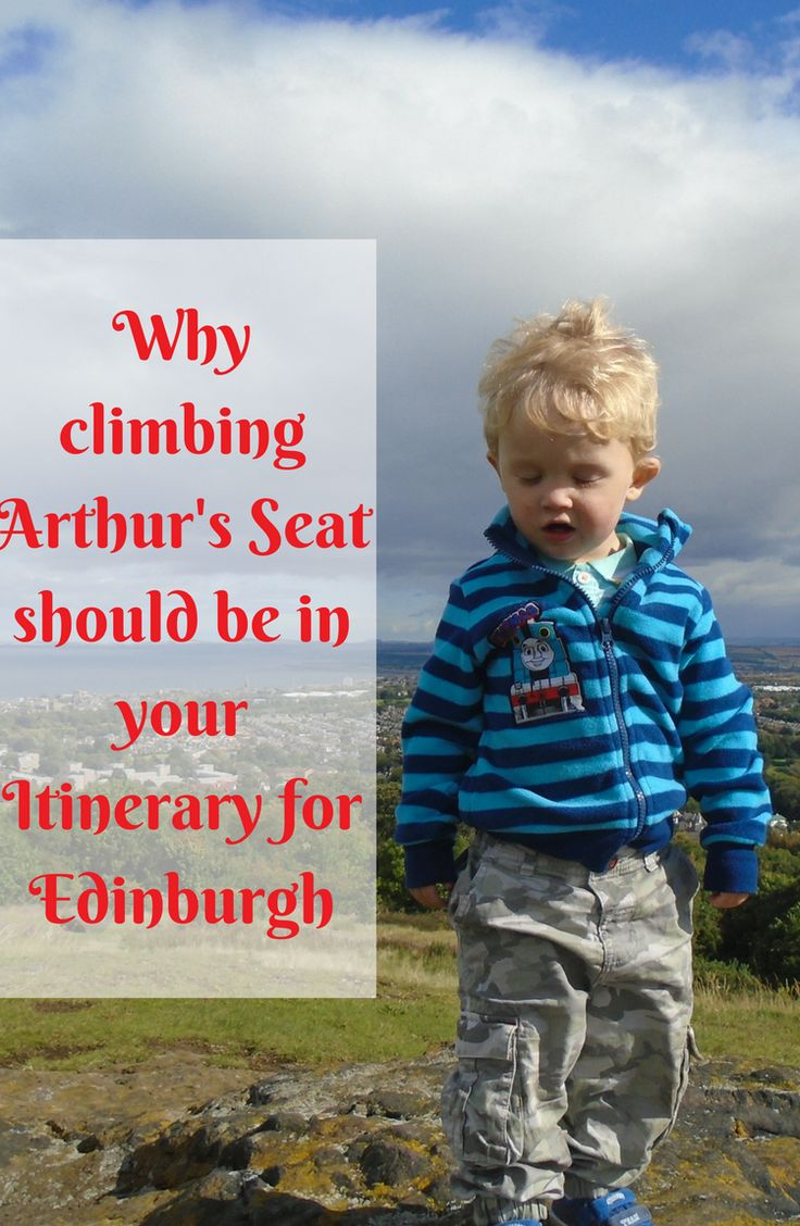 Are you coming to Edinburgh and want to see some unmissable sights? If so then you definitely need to check out Arthur's Seat. Travel | Family Travel | Hiking | Arthur's Seat |
