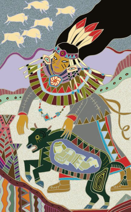 Folktales of the Native American | Folio Illustrated Book